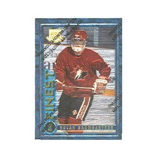 1994 95 Finest #148 Nolan Baumgartner RC Collectibles