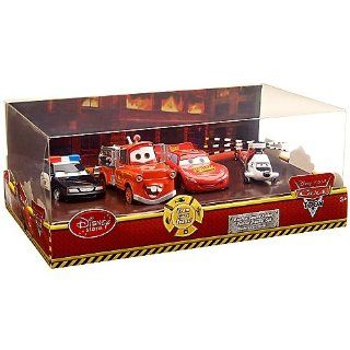 Disney / Pixar CARS TOON Exclusive 148 Die Cast 4Pack