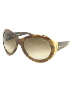 Tom Ford Elizabeth Brown Womens Sunglasses