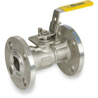 Sharpe Valves 54116 Series Stainless Steel 316 Ball Valve, Class 150