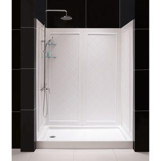 DreamLine Qwall Back Wall Shower Kit
