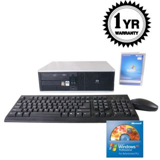 HP DC5750 2.2GHz 80GB Desktop Computer (Refurbished)