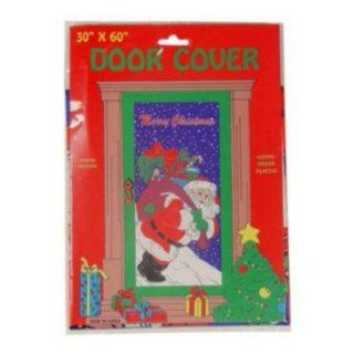 Door Cover Merry Christmas 30X72 Case Pack 144: Everything Else