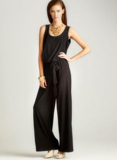 Annalee + Hope Aug Solid Jersey Tank Jumpsuit