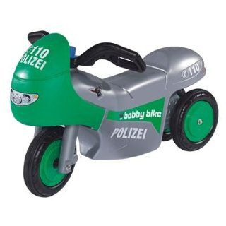 BIG 56333   Bobby Bike Polizei Spielzeug