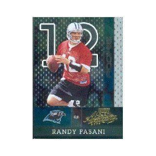 2002 Absolute Memorabilia #152 Randy Fasani RC /1500 Collectibles