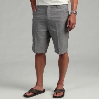 Burnside Mens Grey Shorts