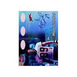 2002 Bowmans Best #153 Matt Schobel AU RC Collectibles