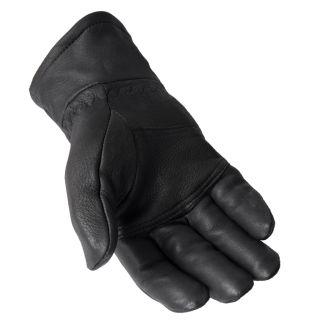 Daxx Mens Lined Top Grain Deerskin Leather Gloves