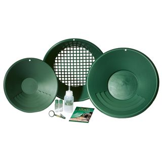 Aminco International Gold Prospector Pan Kit