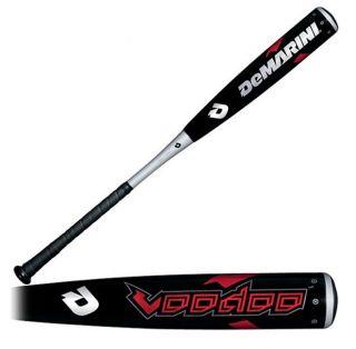 2007 DeMarini VooDoo Adult Baseball Bat