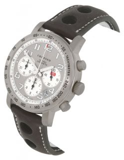 Chopard Mens Mille Miglia Automatic Titanium Chronograph Watch