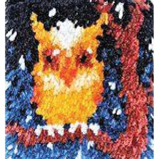 Canvas Latch Hook Kits Buy Cross Stitch & Needlework