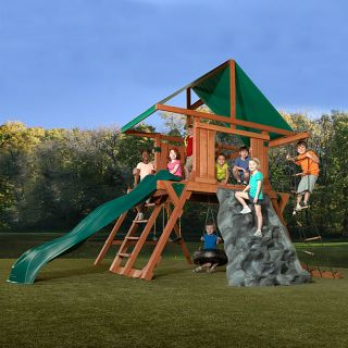 Winchester Wood Swing Set Kit