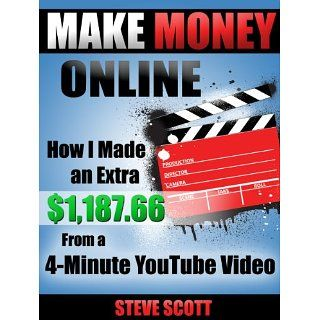 Make Money Online   How I Made an Extra $1, 187.66 from a 4 Minute