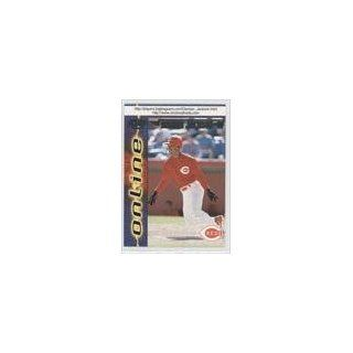 Cincinnati Reds (Baseball Card) 1998 Pacific Online #193 Collectibles