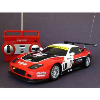 MJX Ferrari 575 GTC RTR 4 band Remote Control Car
