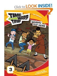 Time Warp Trio: Wushu Were Here (Time Warp Trio Readers): Jon Scieszka