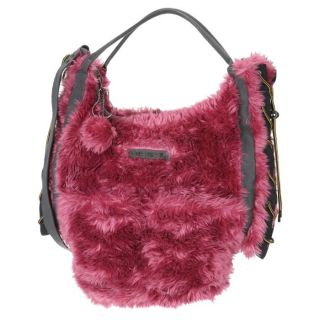 DIESEL Besace BAD HAIR DAY Rose   Achat / Vente BESACE   SAC REPORTER