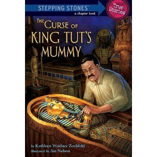 The Curse of King Tuts Mummy (A Stepping Stone Book(TM)): Kathleen