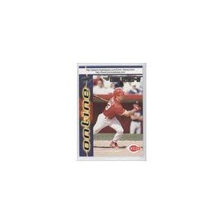 Cincinnati Reds (Baseball Card) 1998 Pacific Online #201 Collectibles