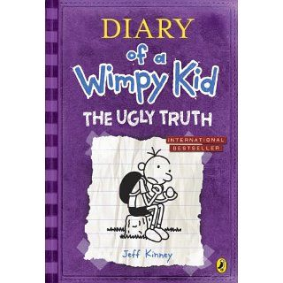 Diary of a Wimpy Kid The Ugly Truth Jeff Kinney Kindle