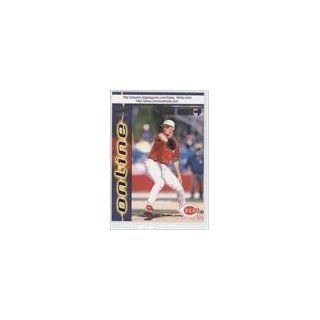 Cincinnati Reds (Baseball Card) 1998 Pacific Online #207 Collectibles