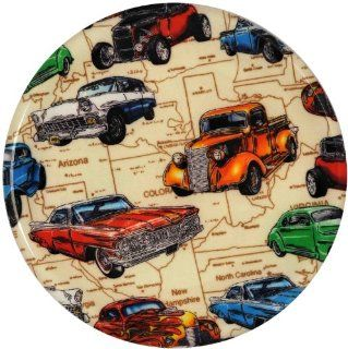 Andreas TR 228 8 Inch Silicone Trivet, Hot Rods Kitchen