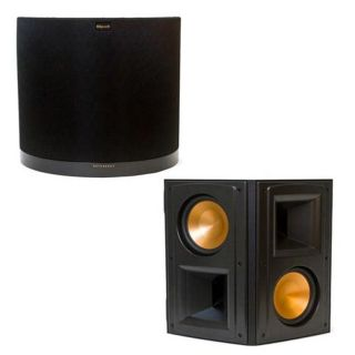 Klipsch RS 62 II Surround Speaker (Pack of 2)