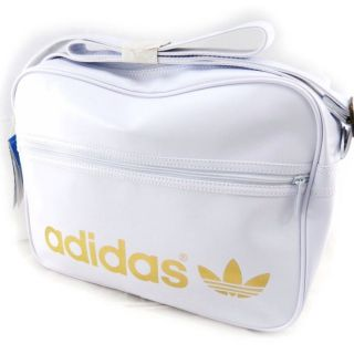 Sac bandoulière Adidas blanc   Achat / Vente BESACE   SAC REPORTER