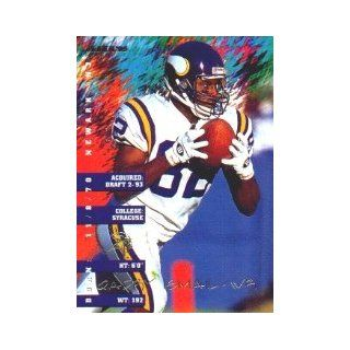 1995 Fleer #234 Qadry Ismail Collectibles