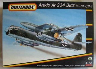 Matchbox 1/72 Scale Arado 234 Blitz B2/C2/C3 German WWII