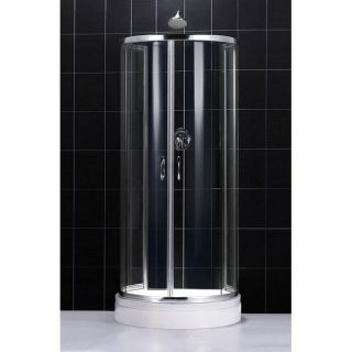 DreamLine Circo 41x73 inch Clear Glass Shower Enclosure