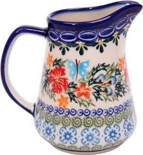 Polish Pottery Ceramika Boleslawiec, 0205/238, Pitcher