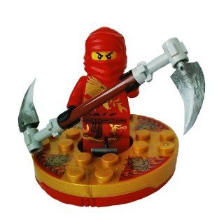 Lego Ninjago Kai DX Dragon Suit with Spinner and Special