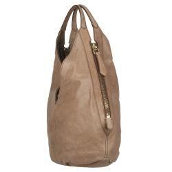 Givenchy Medium Tinhan Blush Leather Hobo Bag