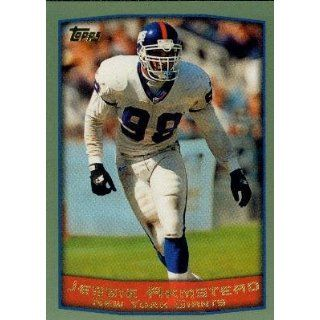 1999 Topps Collection #258 Jessie Armstead   New York Giants (Factory