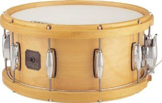 Gretsch 6.5 x 14 Contoured Wood Hoop Snare Drum Musical