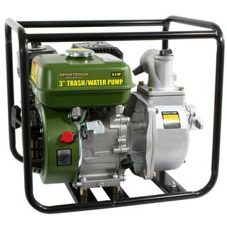 Horsepower 3 inch Trash/ Water Pump