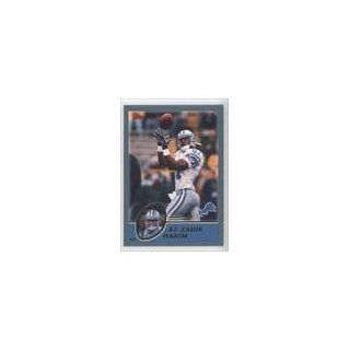 Hakim Detroit Lions (Football Card) 2003 Topps #254: Collectibles