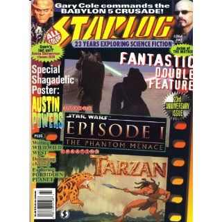 Fiction Magazine Issue # 264 July Star Wars, Austin Powers, Star Trek