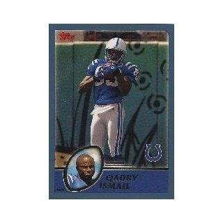 2003 Topps #257 Qadry Ismail Collectibles