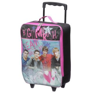 Big Time Rush Rolling Carry on Upright