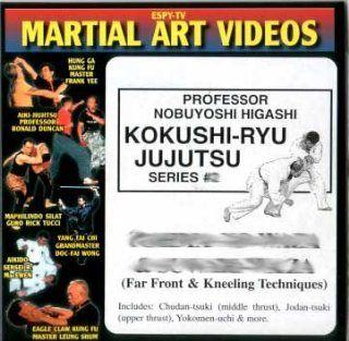 Kokushi ryu Jujutsu Video 1 PROFESSOR NOBUYOSHI HIGASHI