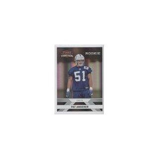 Football Card) 2010 Panini Threads Silver Holofoil #269 Collectibles