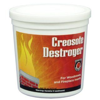 MEECOS RED DEVIL 5 pound Creosote Destroyer