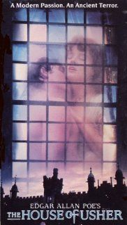 House of Usher [VHS] Oliver Reed, Donald Pleasence, Romy