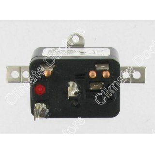 PACKARD PR294Q Fan Relay 120 VAC Coil SPDT Contacts: