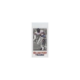 Perry Ben Gordon BK, Chicago Bears (Football Card) 1992 GameDay #283