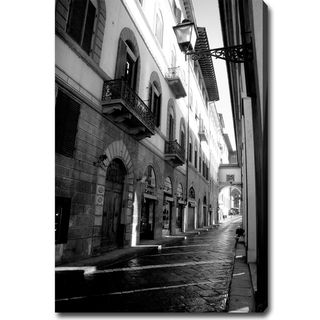 Streets of Florence, Italy Canvas Art